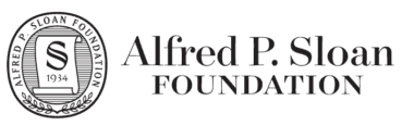 logo mark of the Alfred P. Sloan Foundation